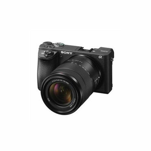 新品 ソニー ミラーレス一眼カメラ α6500 高倍率ズームレンズキット ブラック ILCE-6500M