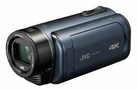 新品 JVCKENWOOD JVC ビデオカメラ Everio R 4K撮影 防水 防塵 GZ-RY980-A