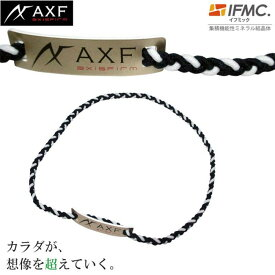 AXF アクセフ 2269061 カラーバンドショートタイプ ゴールドリフレクター ネックレス IFMC.(イフミック) 【B-ONE】