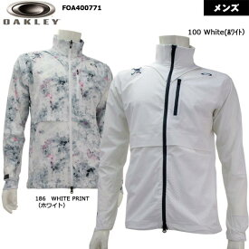 【2020年春夏新作モデル】OAKLEY(オークリー) 長袖ウェア Skull Breathable Jacket 3.0(メンズ) FOA400771 【大特価!お買い得!!】 【B-ONE】