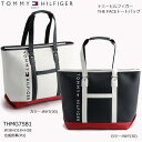 TOMMY HILFIGER (トミーヒルフィガー)THE FACE トートバッグ THMG7SB1【B-ONE】