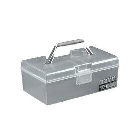 収納箱 ニュータフボックス ワイド グレー