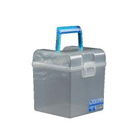 収納箱 ニュータフボックスCD ブルー