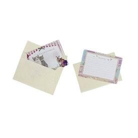フォトフレーム カードタイプ L版用 封筒・メッセージカード付 各2枚入 [種類指定不可]