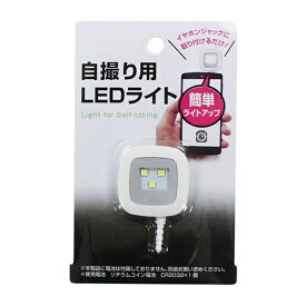 LEDライト 自撮り用