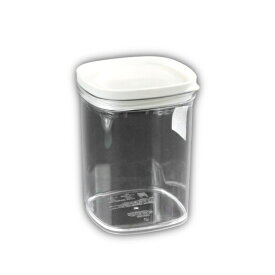 保存容器 乾物入れ 575ml ホワイト