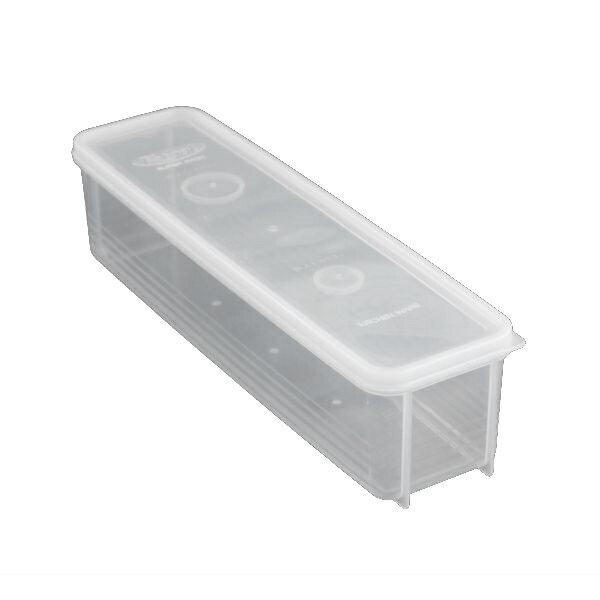 保存容器 パスタ入れ 8.5×30.6×高さ7.6cm
