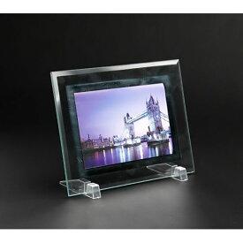フォトフレーム ガラス製 L版サイズ用 [種類指定不可]