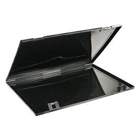 ファイルケース A3サイズ収納可 44×32.2×厚さ2cm ブラック