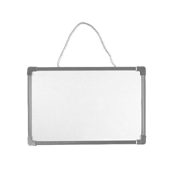 ホワイトボード 20×30cm 壁掛けタイプ [色指定不可]