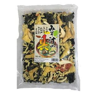 みそ汁の具(トレー)乾物 みそ汁 乾燥野菜 味噌汁の具 保存食 ドライ