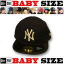 ニューエラ ベビーサイズ キャップ 帽子 NY NEW ERA KIDS CAP ニューエラー ベビー 赤ちゃん 出産祝い プレゼント 当店別注モデル newe...