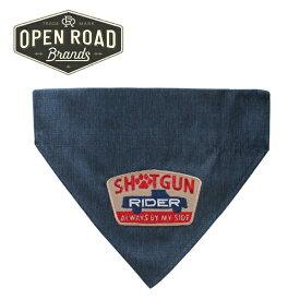 オープンロード(Open Road Brands)犬用バンダナ(Hunting)【ペット プレゼント 犬 犬用品 お出かけ ハンティング 狩猟 お洒落 かわいい】