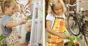 子供,エプロン,OREOriginals,キッズ,かわいい,子供用,入園,男の子,女の子,誕生日,プレゼント