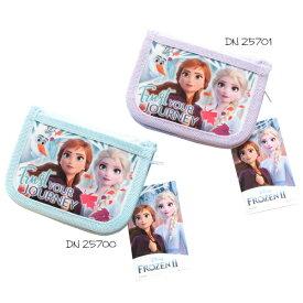 ネコポス可 キャラクター ラウンドウォレット アナと雪の女王2 SHO-BI 子供用 折りたたみ 財布 キッズ ディズニー キャラクター グッズ あす楽