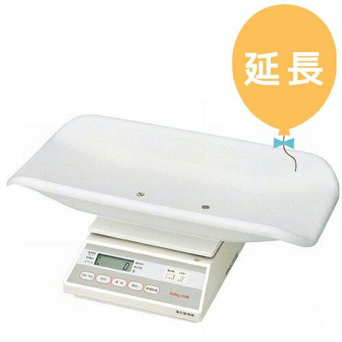 【レンタル延長1カ月】タニタ デジタルベビースケール5g表示