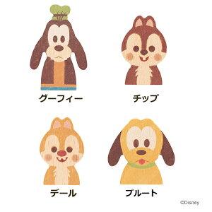 【Disney|KIDEA】ディズニーキディアキデアミッキー&フレンズ木製おもちゃ積み木ブロックかわいいプレゼントギフト