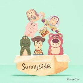 【Disney|KIDEA】ディズニー キディア バランスゲーム (トイ・ストーリー) 木製 知育玩具 おもちゃ 積み木 つみき ブロック 誕生日 お祝い 入園祝い プレゼント ギフト キデア