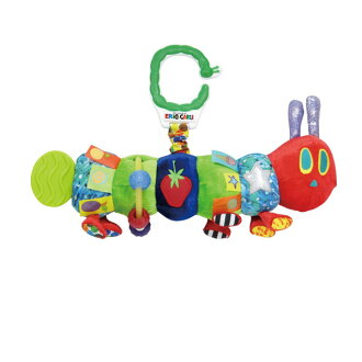 ERIC CARLE Eric Carle very hungry caterpillar hanging toy ( Caterpillar )