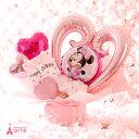 バルーン電報 結婚式 ウェディング 結婚祝い バルーン 電報 送料無料 ディズニー [ミニー バルーン ピンク]お誕生日…