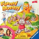 ラベンスバーガー社 ファニーバニー うさぎのすごろくゲーム Ravensburger社 Funny Bunny