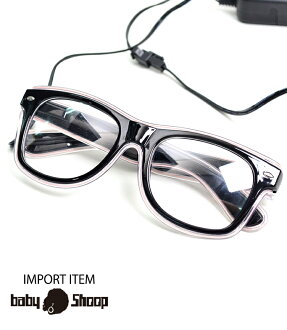 baby Shoop ベイビーシュープ LED sunglasses