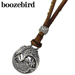ブーズバード boozebird 鶴亀 シルバー ペンダントトップ アクセサリー チェーン別売り K24 シルバー925 スターリングシルバー bd020-TOP