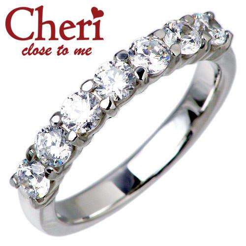 Cheri close to me【シェリ】 スーパーCZ キュービックジルコニア シルバー リング 指輪 シルバーアクセサリー シルバー925 SR37-001