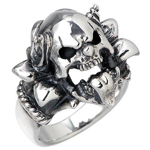 FAL F.A.L【エフエーエル】 シルバー ルーズスウィル リング 指輪 シルバーアクセサリー シルバー925 FA-R-0056
