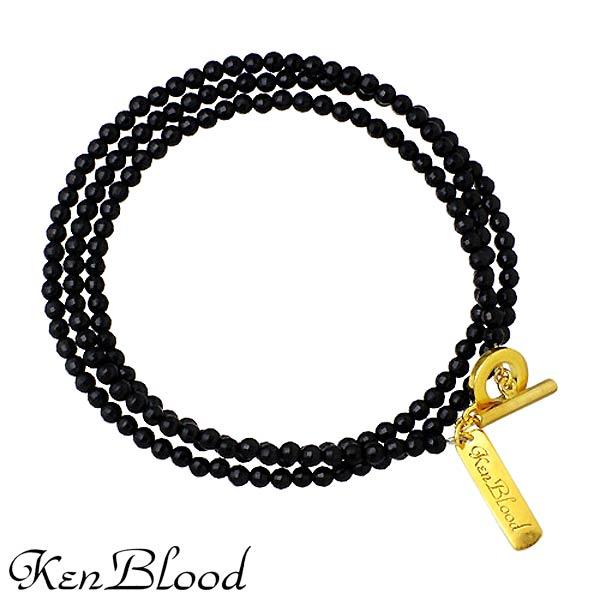 KEN BLOOD【ケンブラッド】 2WAY シルバー ネックレス シルバーアクセサリー シルバー925 KB-KP-267G