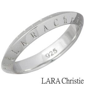 LARA Christie【ララクリスティー】 ローラシア シルバー リング ホワイト 7〜15号 指輪 WHITE Label シルバーアクセサリー シルバー925 LA-R6025-W