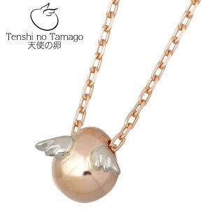 天使の卵 Tenshi no Tamago 天使の卵 K10 ピンク & ホワイトゴールド ネックレス アクセサリー 天使179 tenshi-179