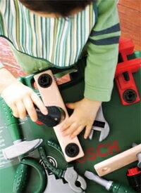 【Xmas】【ボーネルンド日本正規品】ボーネルンドBOSCH(ボッシュ)ミニワークセンター|ままごとセットDIYおもちゃ大工道具セット