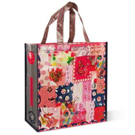 Colorique/カラリクお買い物にキッチュなエコトートバッグ【Colorique Shopping Bag】【ショッピングバッグ】【エコバッグ】【トートバッグ】マザーズバッグにも♪【RCP】【05P03Dec16】