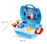 おままごとおもちゃどこでもいっしょ!お医者さんサクッと広げてパッと収納コンパクト人気おでかけいろいろセット☆ままごとごっこ遊び知育玩具おもちゃ