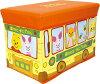 【送料無料】ディズニーキャラクターストレージボックスプーフレンズバス