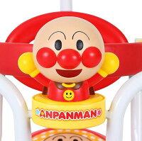 【送料無料】それいけ!アンパンマンオールインワンUP2(折りたたみ三輪車)
