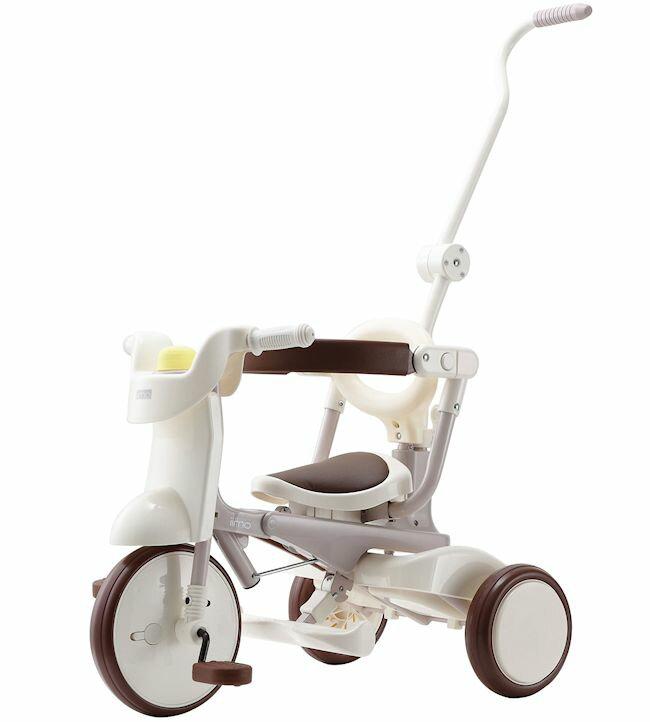 【送料無料】三輪車 iimo tricycle 02 Gentel White(イイモ トライシクル 02 ジェントルホワイト)