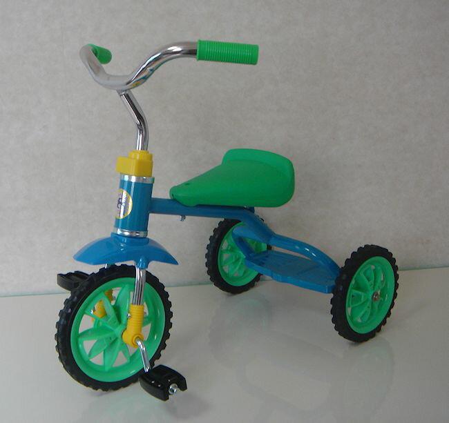 ベアーズ 豆ダッシュ三輪車 ブルー