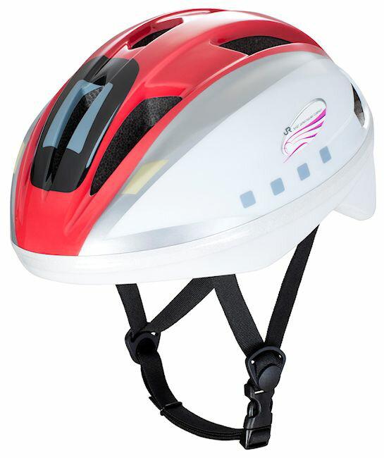 【送料無料】キッズヘルメットS 新幹線 E6系こまち