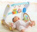 【送料無料】うちの赤ちゃん世界一 スマート知育ジム&ウォーカー