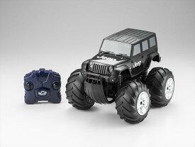 ラジコンW-DRIVEプラス Jeepジープラングラー ブラック