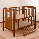『ハイ スヌーピー』ベビーベッド ハイタイプ キンタロー ベビーベッド 日本製 赤ちゃんベッド