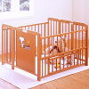 """4WAY Snoopy desk eco' made in Japan kintaro baby bed 4 Auditors long-life Snoopy crib"