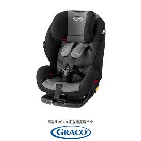 グレコジーロック(ブラックグレー)G-LOCK ISOFIX(ISO-FIX)ジュニアシート・チャイルドシート・GRACO・2076313