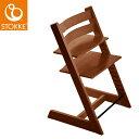 【ストッケ正規販売店】【正規輸入品】Stokke Tripp Trapp Chair  ストッケ トリップトラップ (ウォールナットブラ…