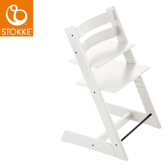 【ストッケ正規販売店】ストッケトリップトラップStokke Tripp Trapp Chair(ホワイト)