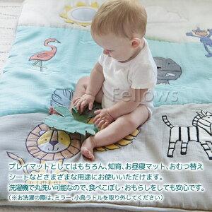 エイデンアンドアネイジャングルジャムプレイマットサイズ:114×114cm収納ケース付き日本正規品