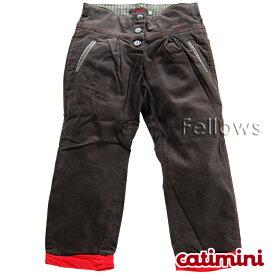 catimini-キャティミニ- コーデュロイパンツ(アッシュブラウン) サイズ:4歳