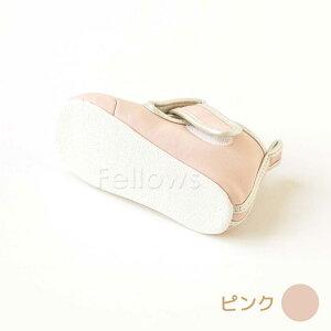10mois(ディモワ)プレシューズストラップ/ピンク